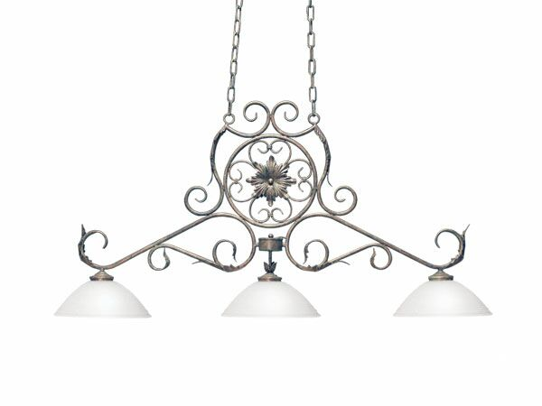 Christabel 3-Light Pendant Finish: Tuscan Ivory