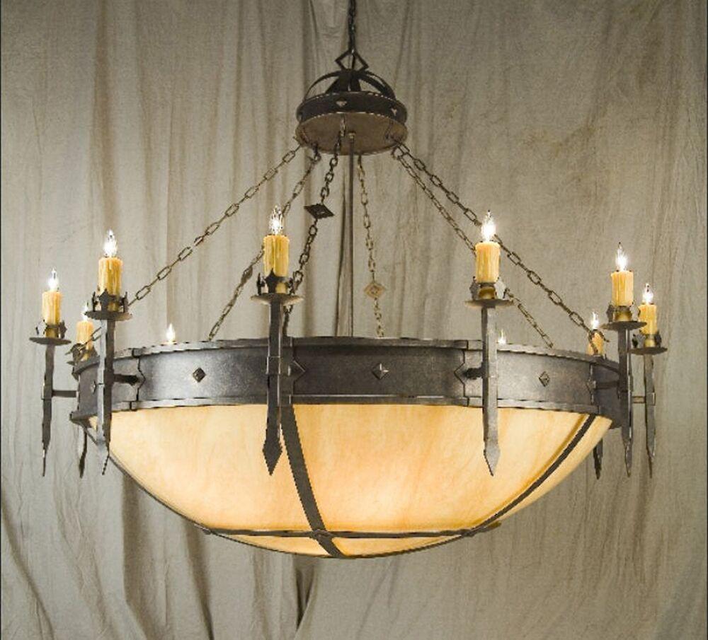 Castilla 20-Light Chandelier