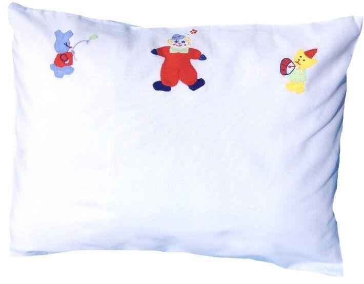 Circus Clown Boudoir Lumbar Pillow
