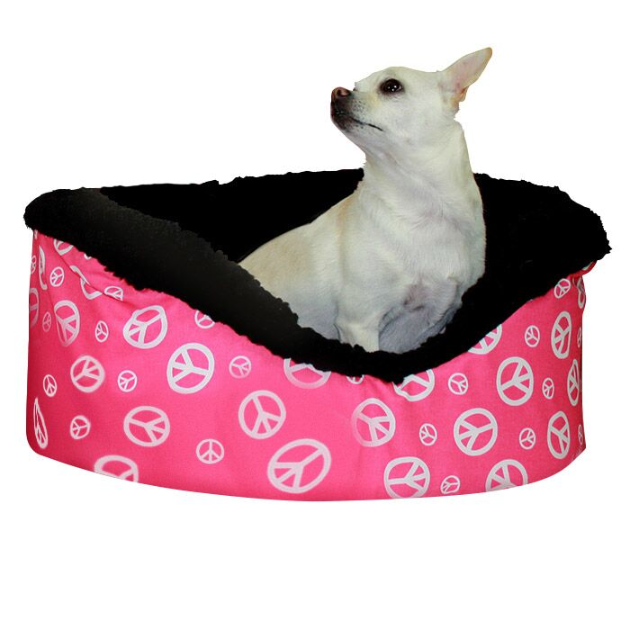 Snoozer Janis Bolster Pet Bed Size: Medium (25'' W x 24'' D x 10'' H)