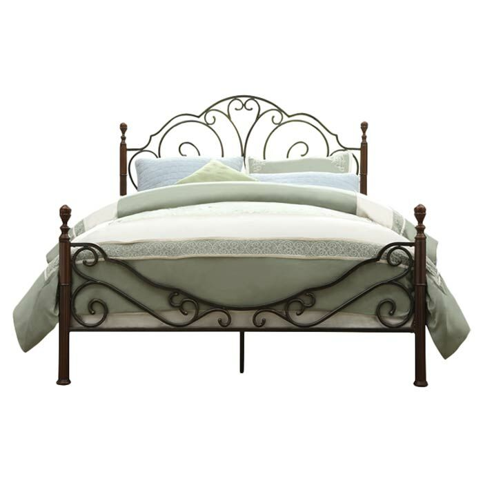 Rosemount Panel Bed Size: Full