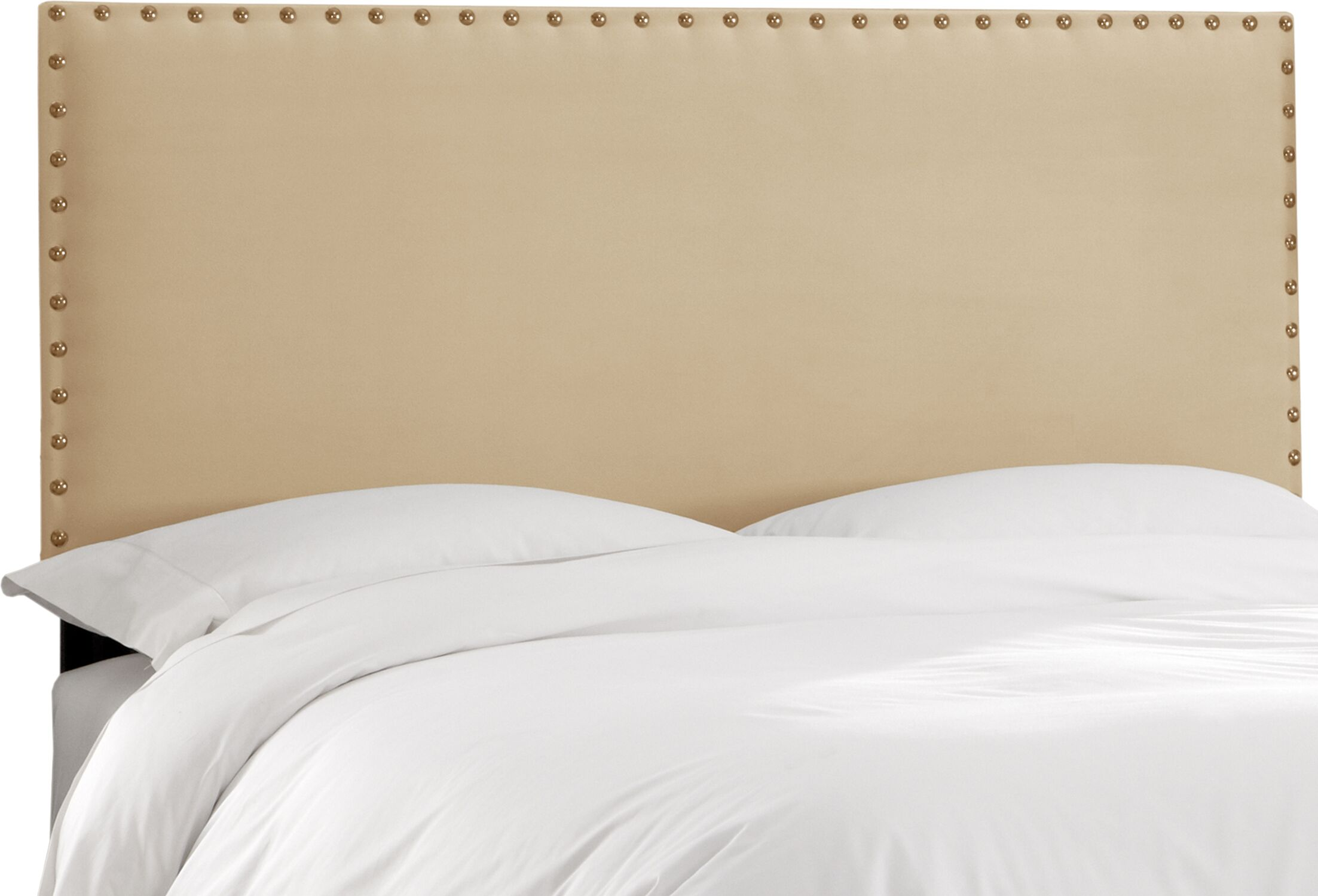 Mellie Upholstered Panel Headboard Size: Queen