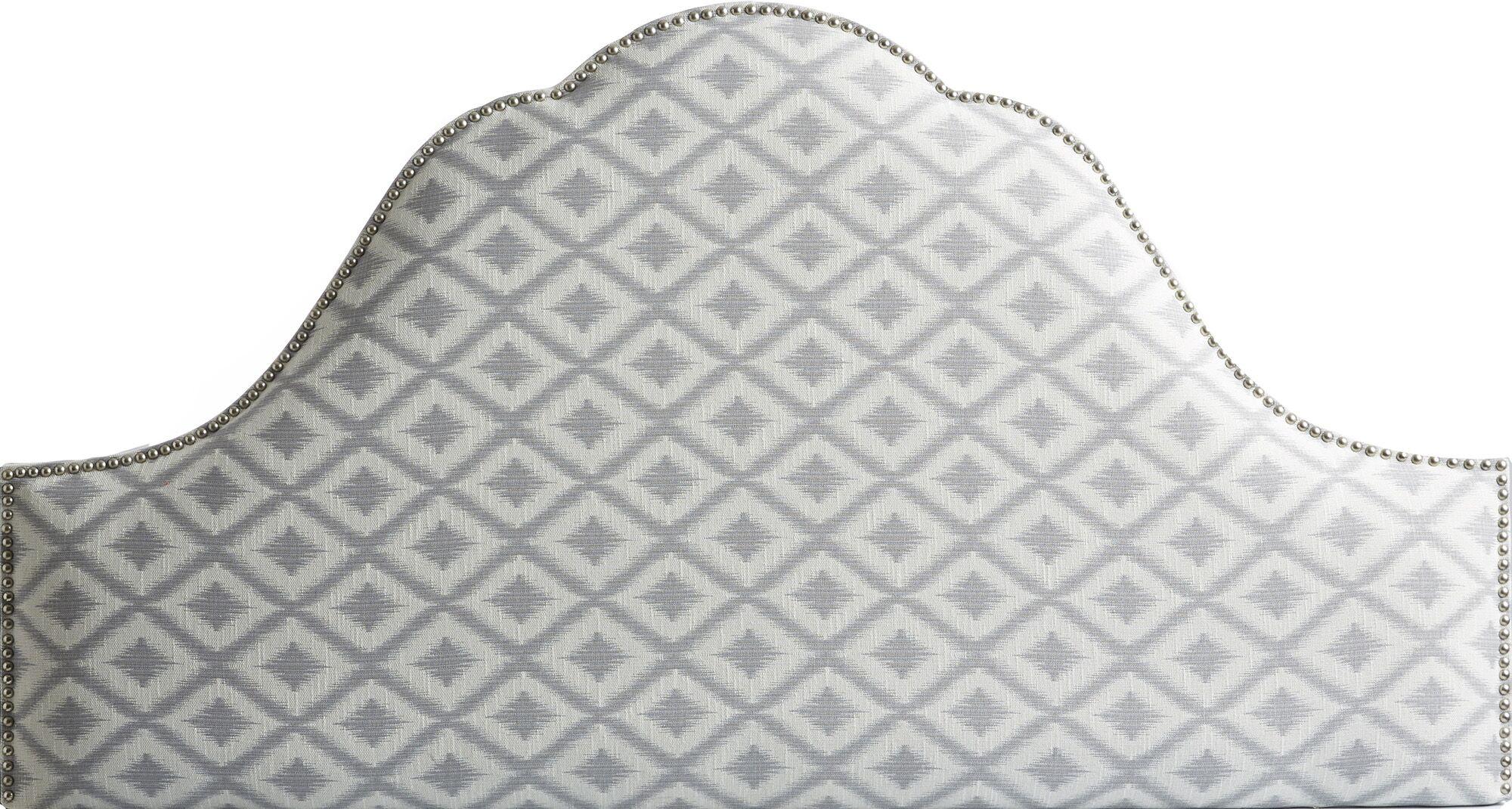 Daska Upholstered Panel Headboard Size: Queen