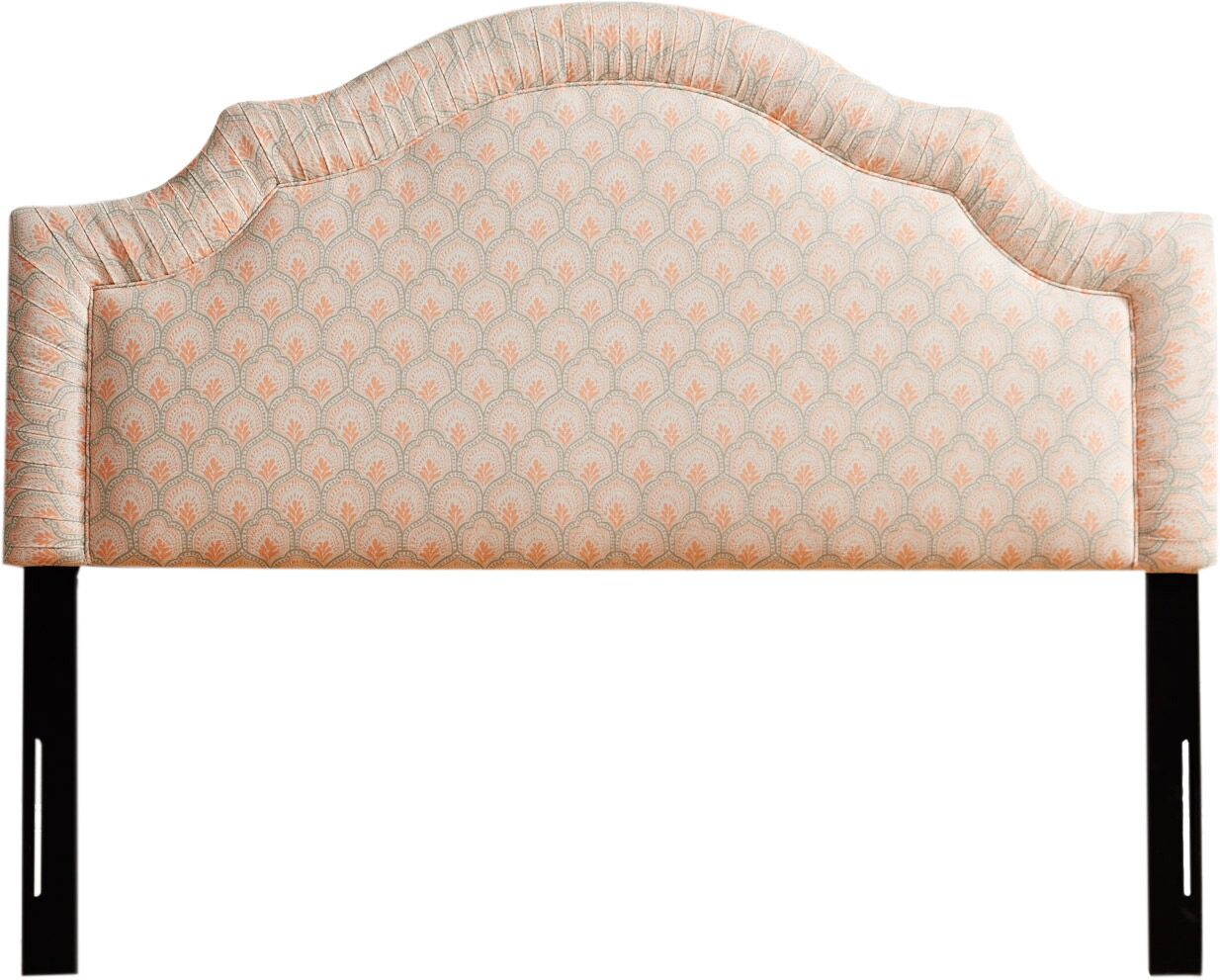 Torrance Cotton/Polyurethane Upholstered Headboard Size: Twin