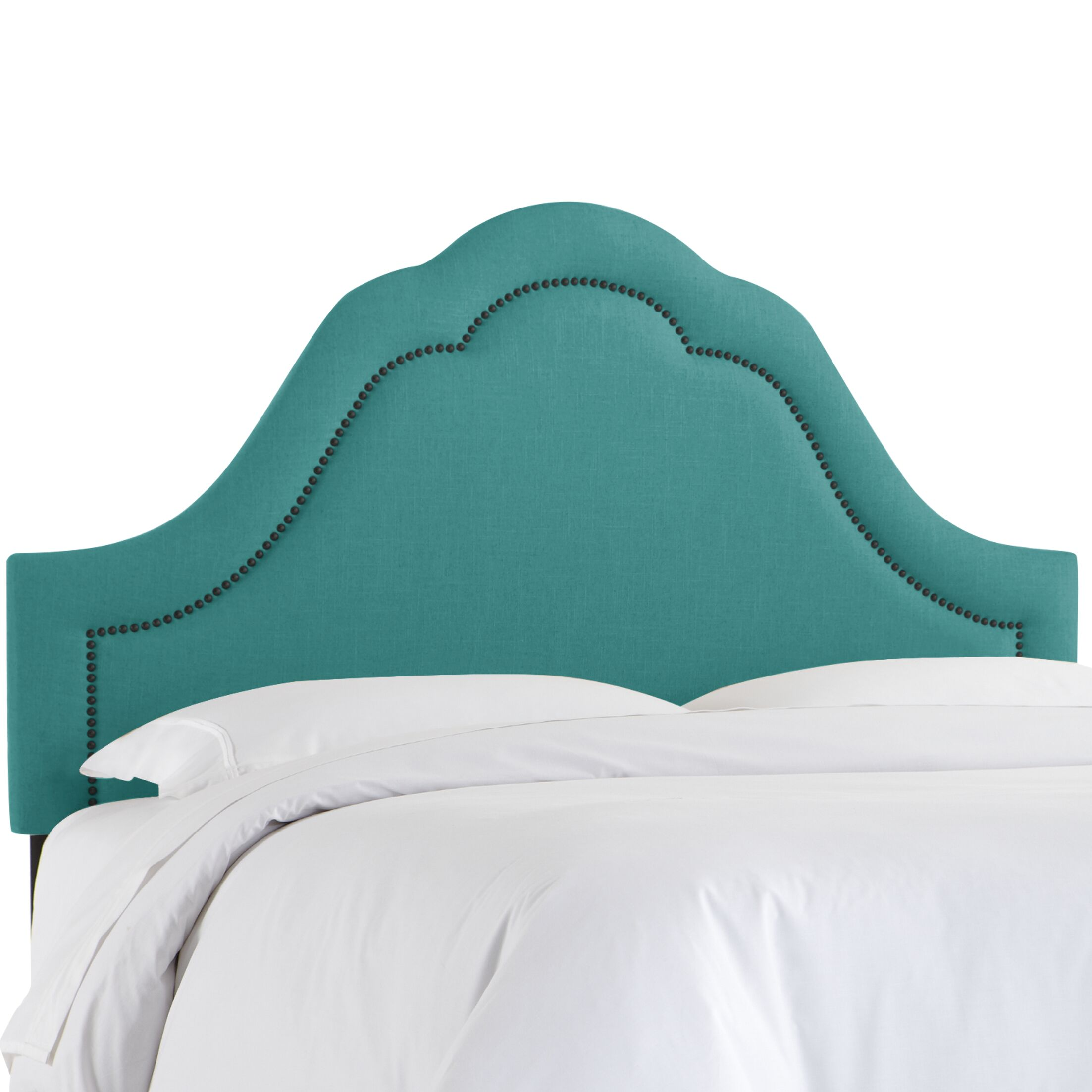 Selby Upholstered Panel Headboard Size: Queen