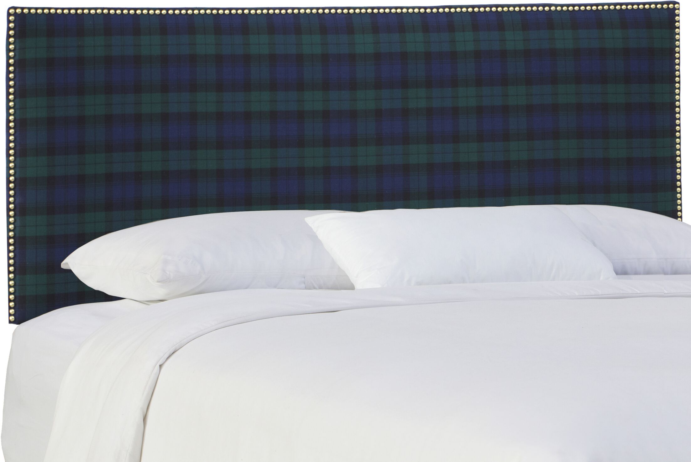 Aberdeen Upholstered Headboard Size: California King
