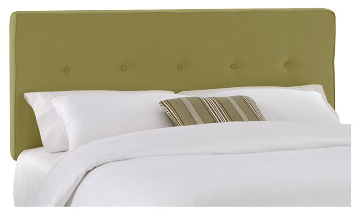 Marcy Upholstered Panel Headboard Size: Full