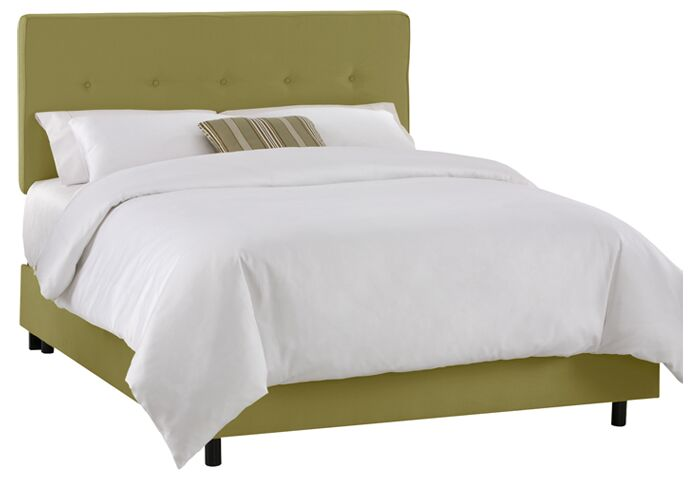 Marcy Upholstered Platform Bed Size: Twin
