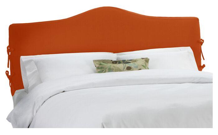Clarita Upholstered Panel Headboard Size: Twin