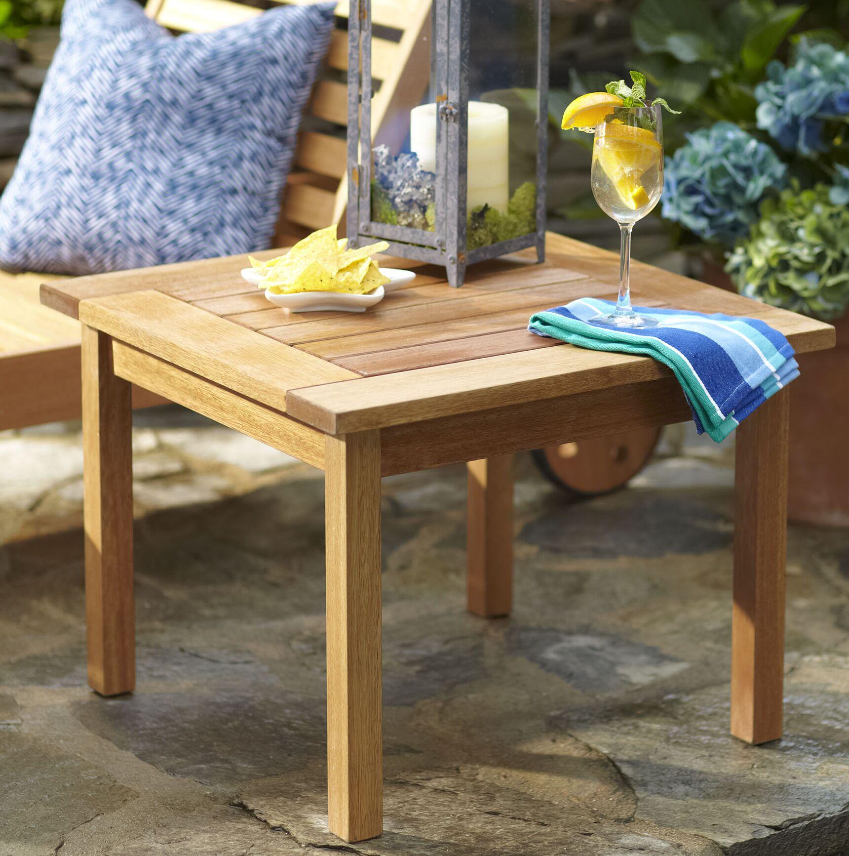 Callaway Patio Side Table