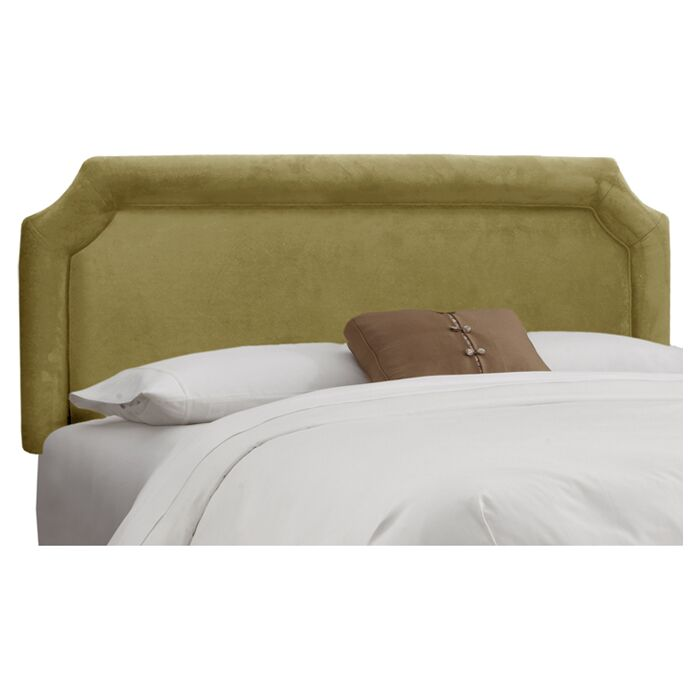 Audrey Upholstered Headboard Size: King