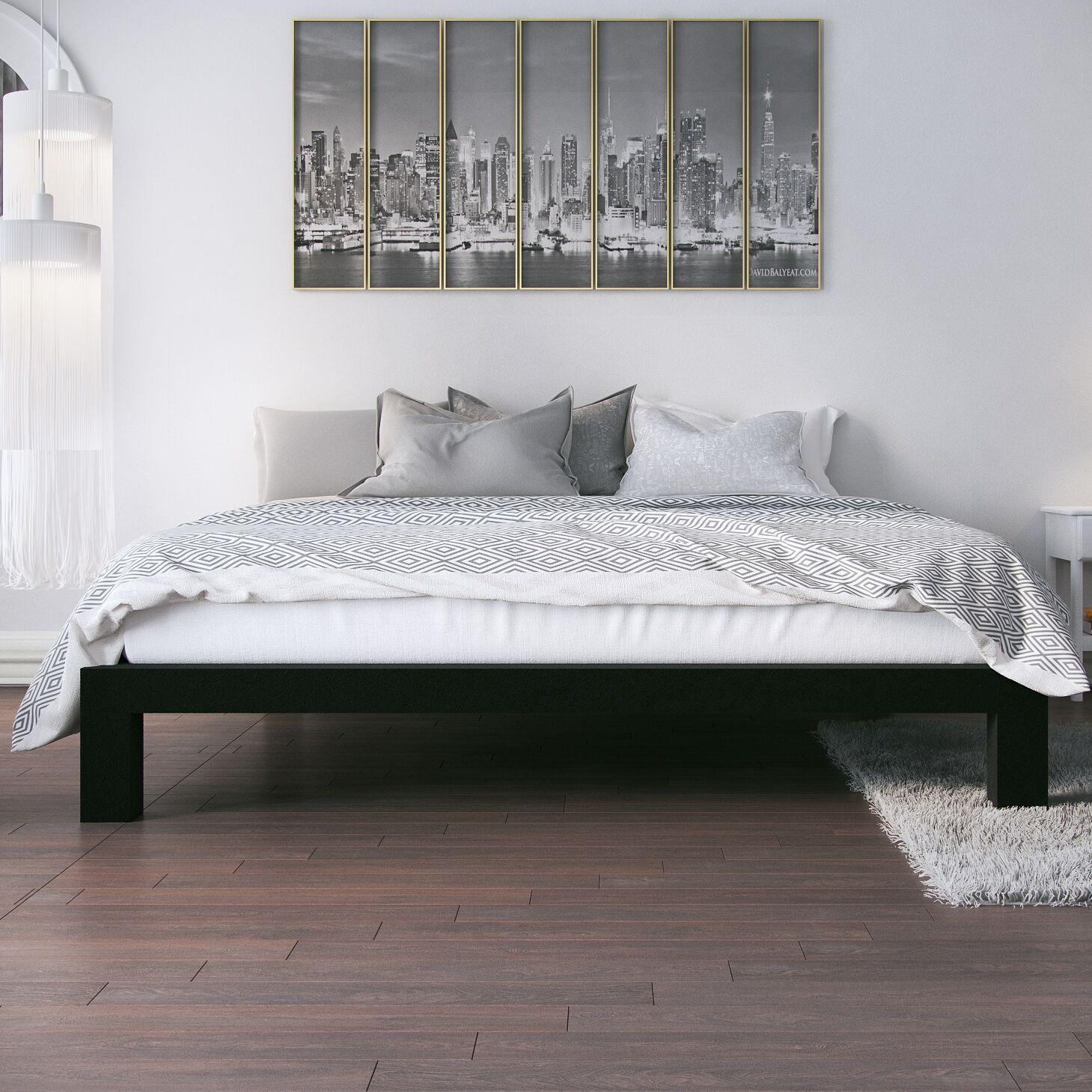 Stella Platform Bed Size: King