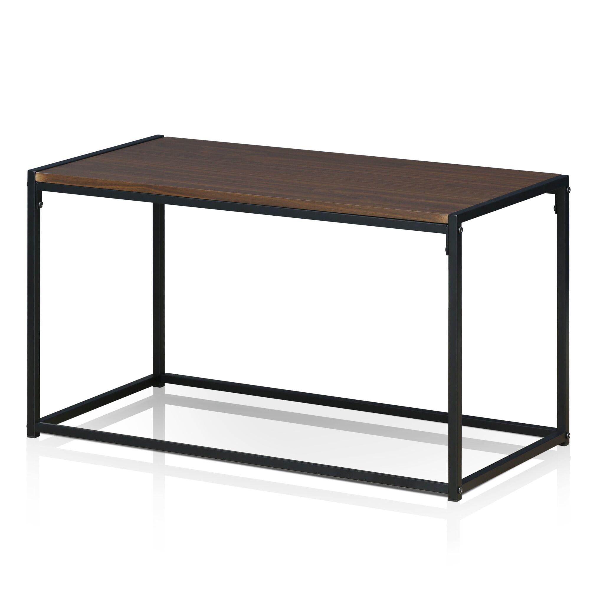 Andresen Modern Coffee Table Color: Dark Walnut