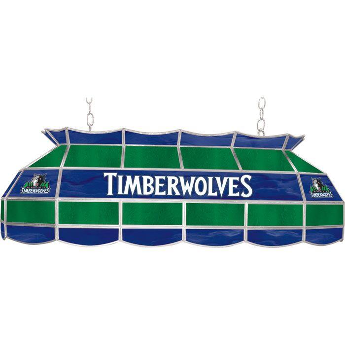 3-Light Pool Table Light NBA Team: Minnesota Timberwolves