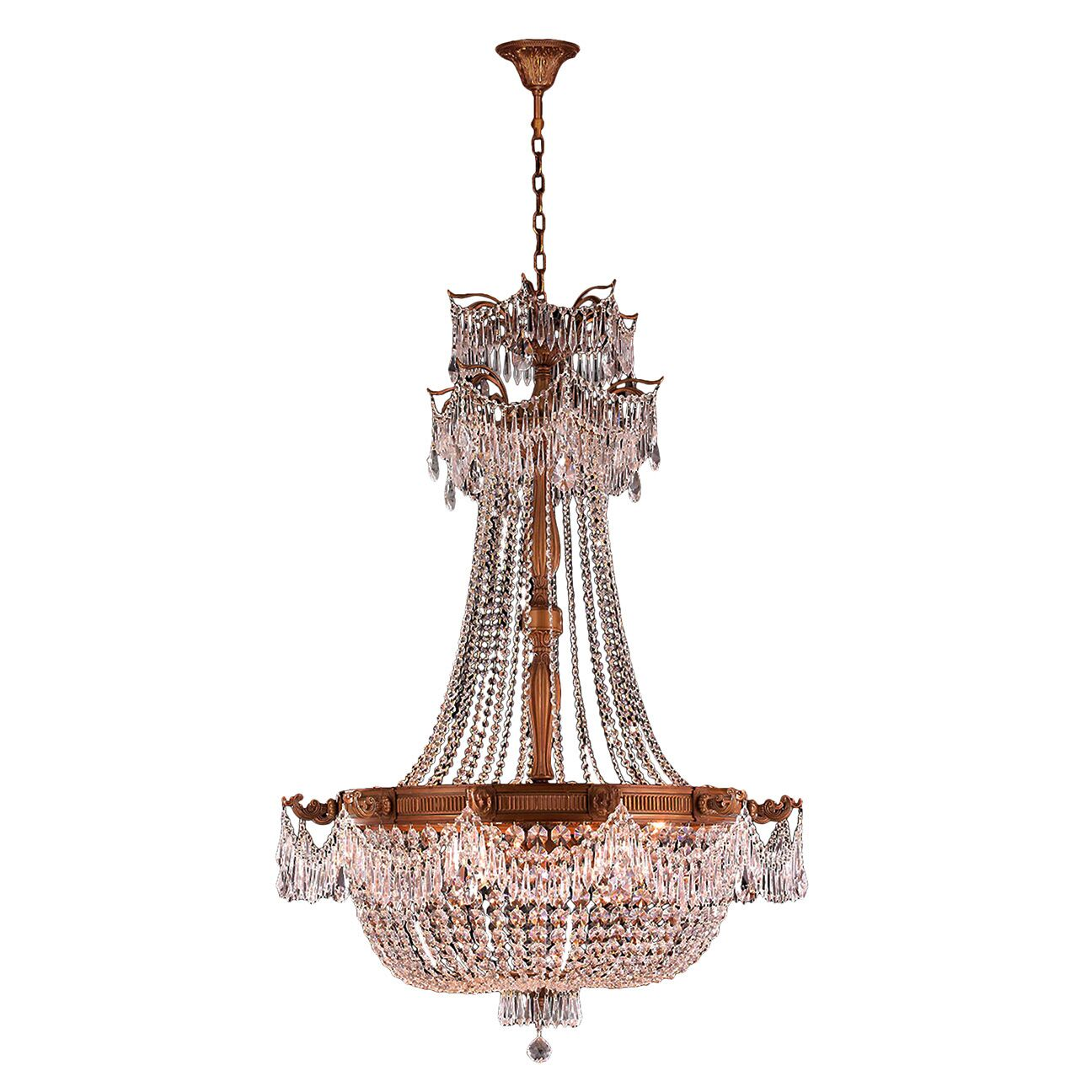 Reimer 12-Light Chandelier