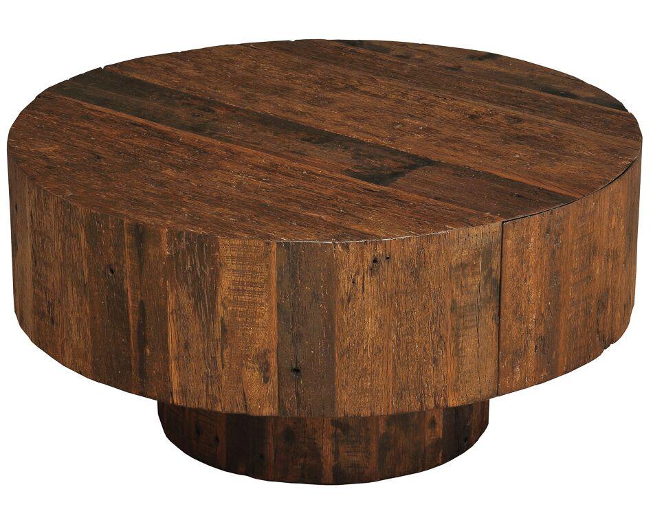 Old Barnwood Coffee Table