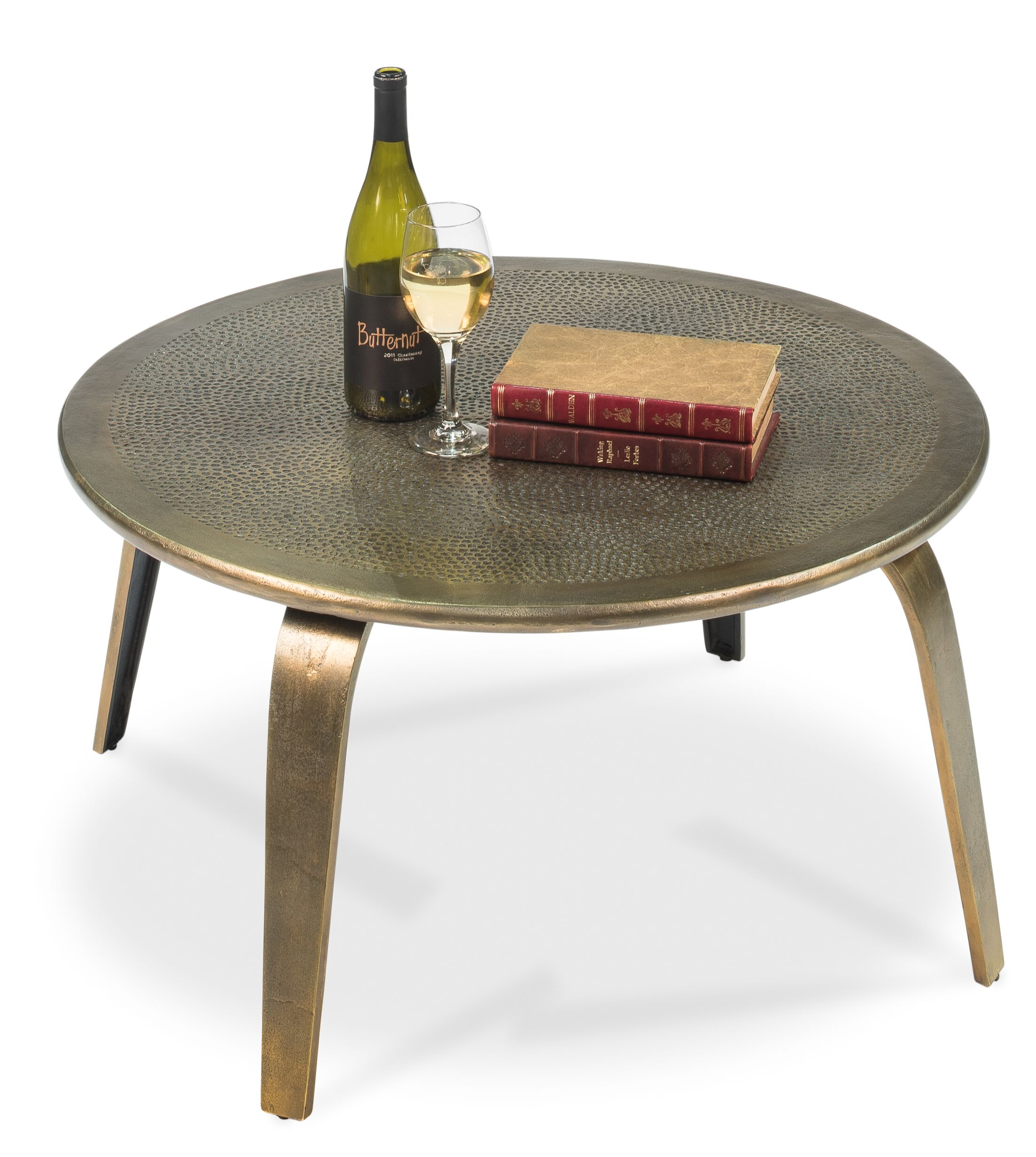 Stacks End Table