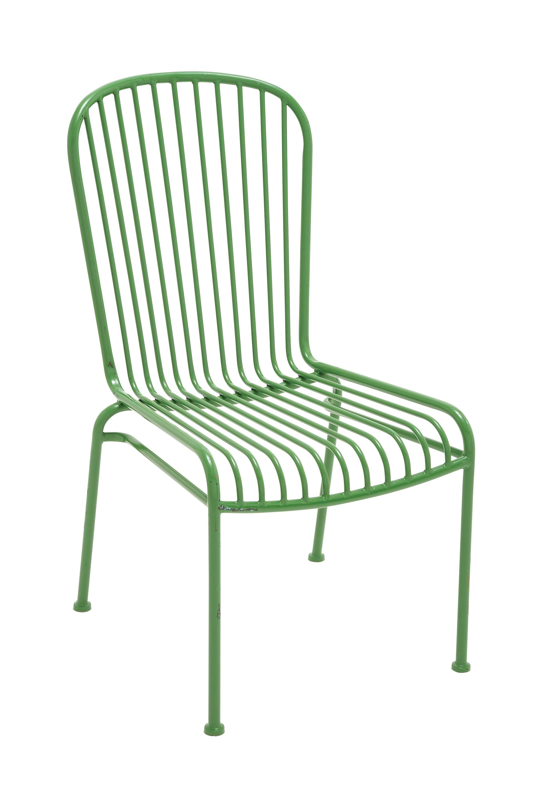 Dining Chair Upholstery: Green