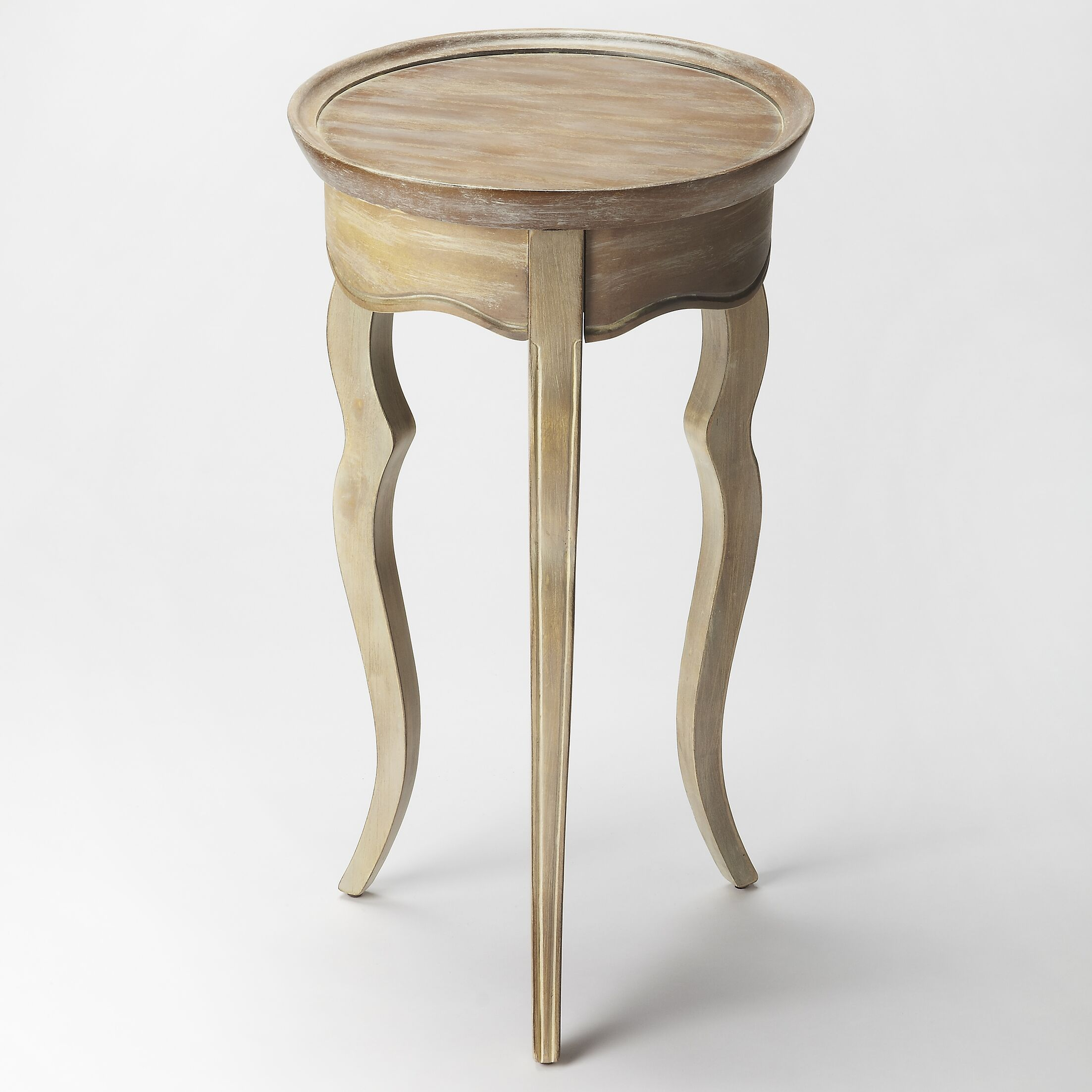 Wesner End Table Color: Driftwood