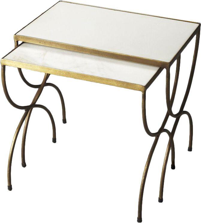 Darroll 2 Piece Nesting Tables