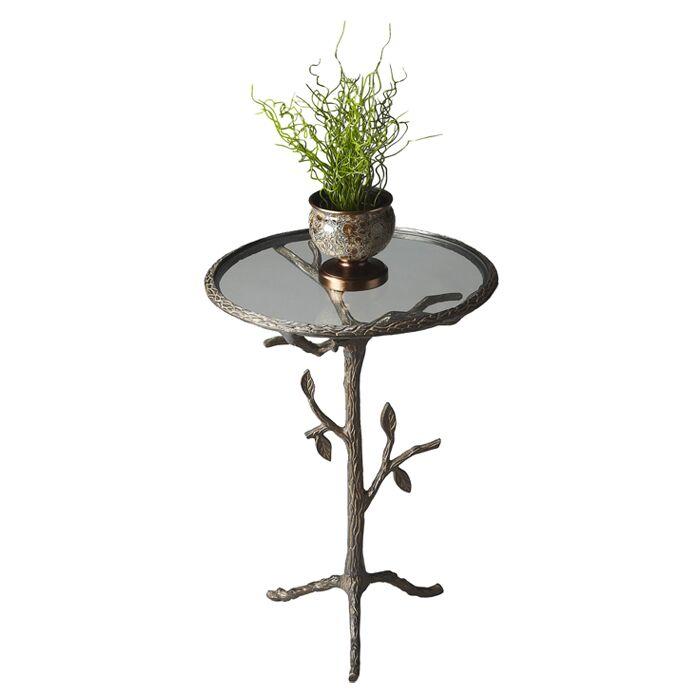 Chrystal End Table