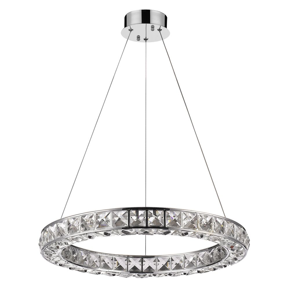 Rosario  LED Crystal Pendant