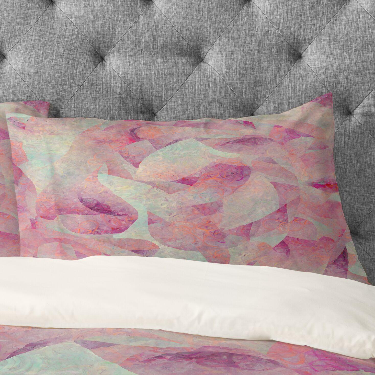 Jacqueline Maldonado Sleep to Dream Pillowcase Size: Standard