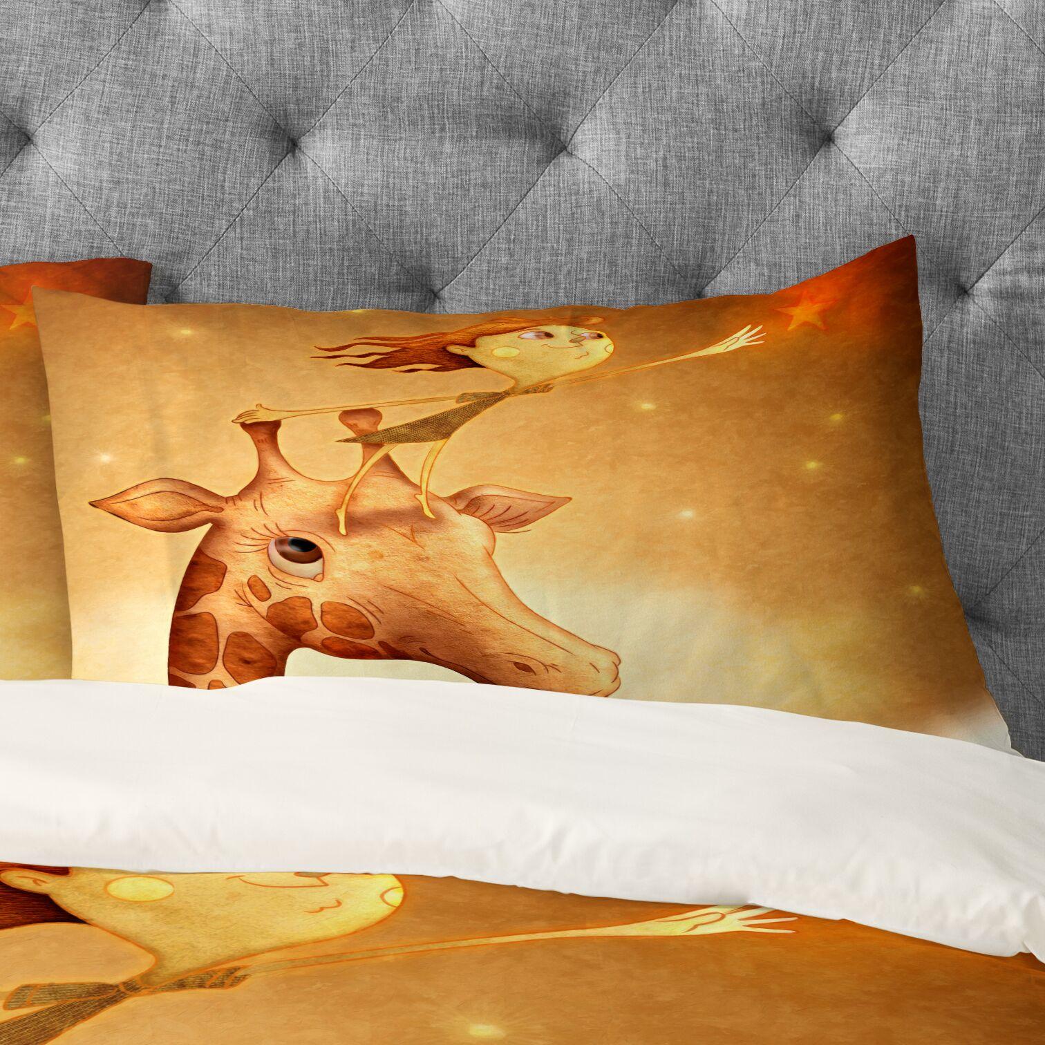 Jose Luis Guerrero Star 1 Pillowcase Size: Standard