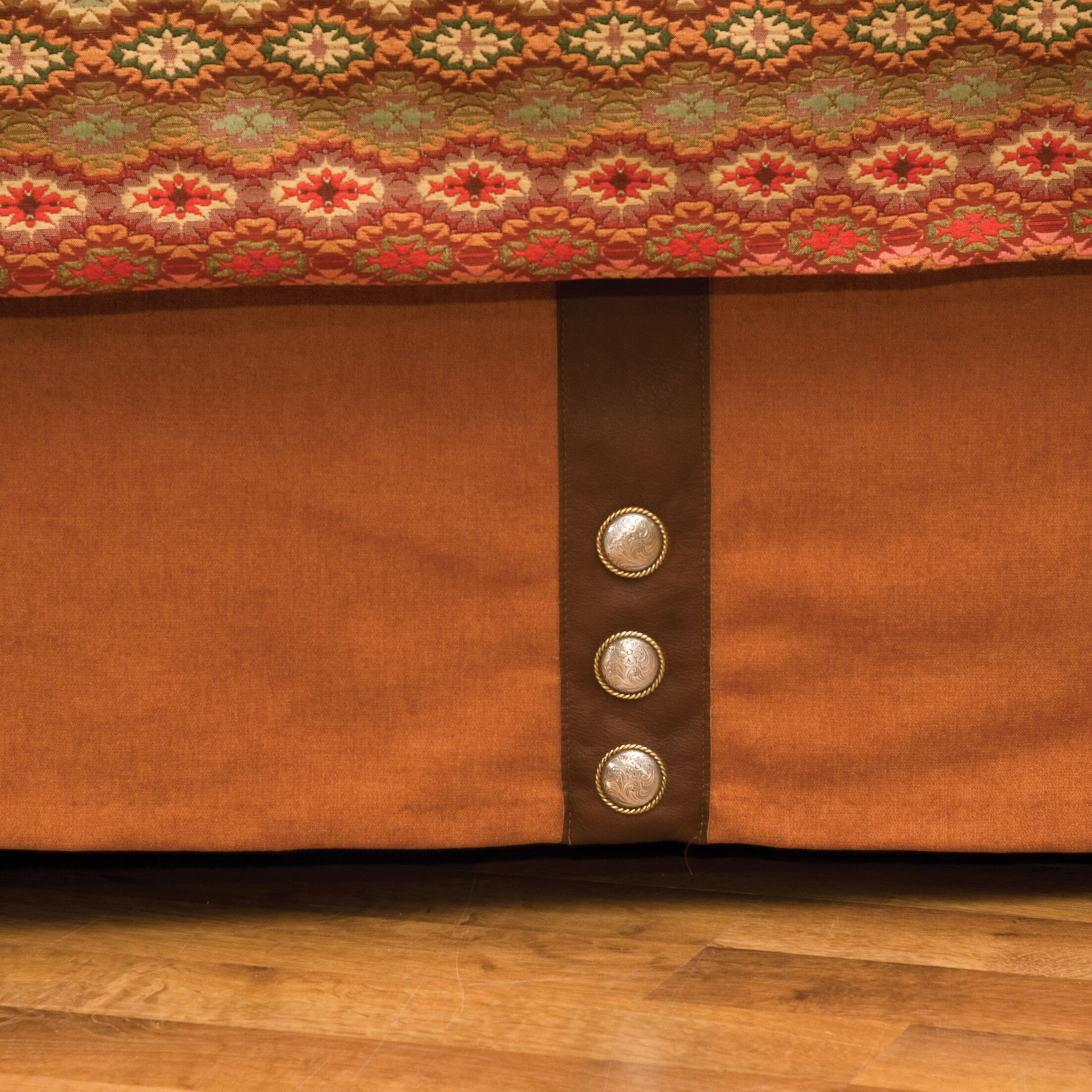 Marquise IV Bed Skirt Size: Full