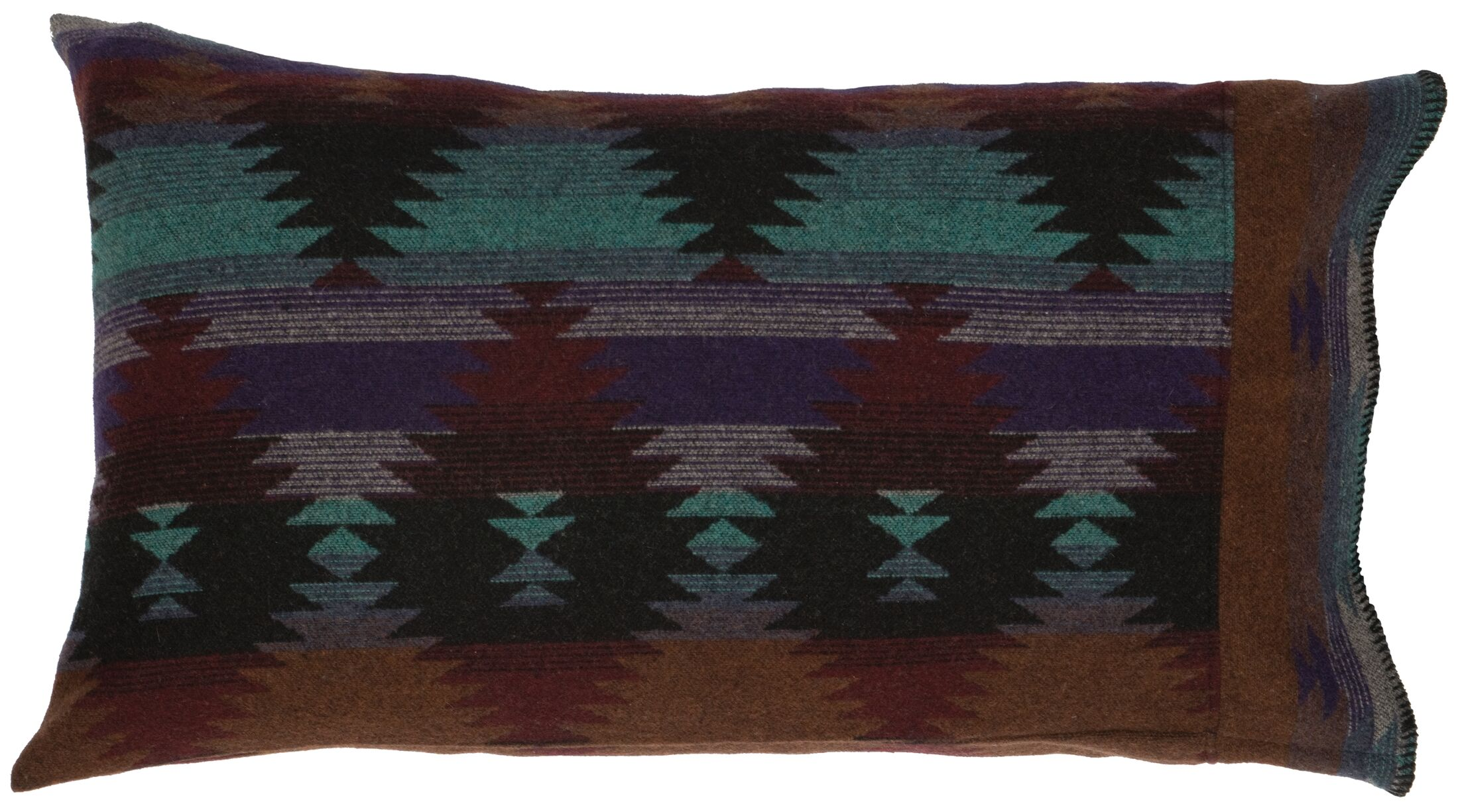 Painted Desert II Sham Size: King