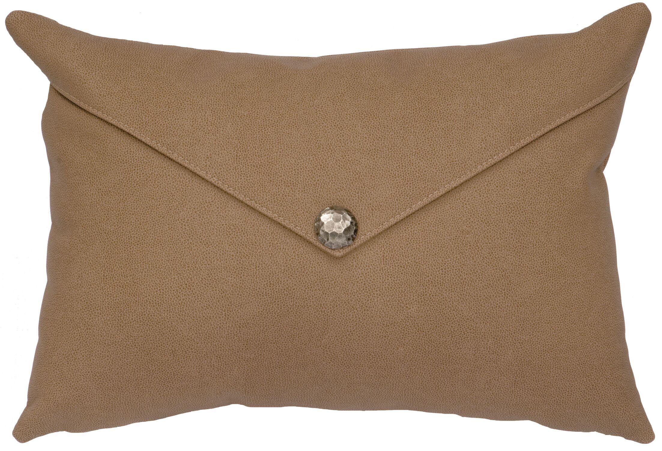Caravan Lumbar Pillow Color: Taupe