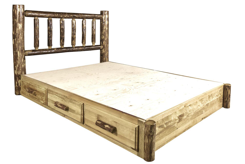 Tustin Storage Platform Bed Size: Queen