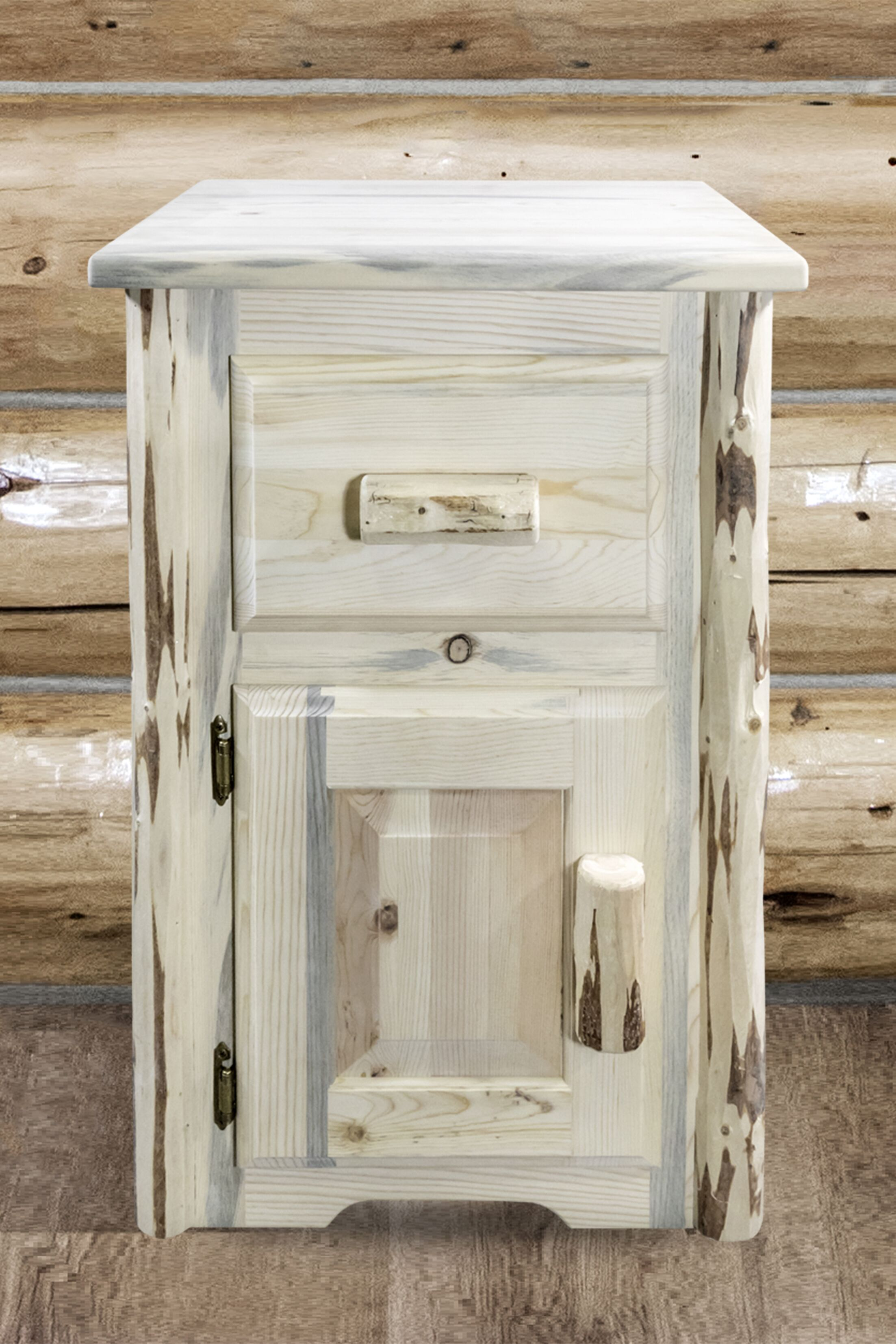 End Table Color: Clear Lacquer