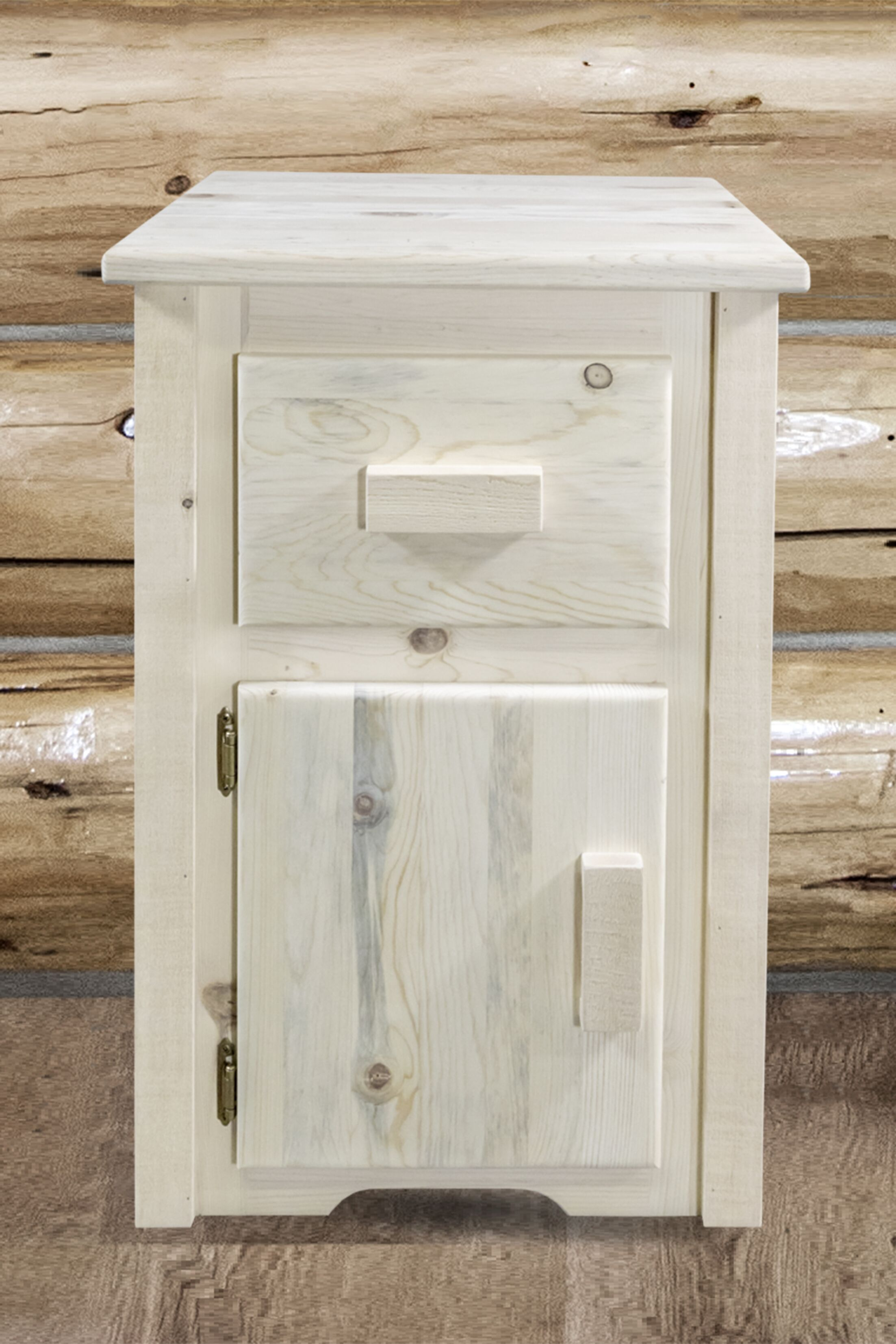 Katlyn End Table Color: Clear Lacquer Finish