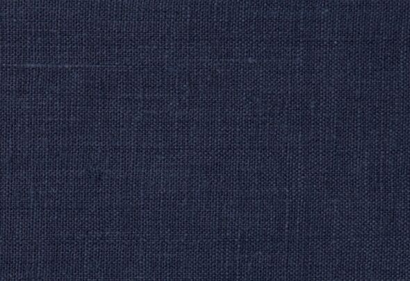 Mandalay Paneled Bed Skirt Size: Twin, Color: Navy