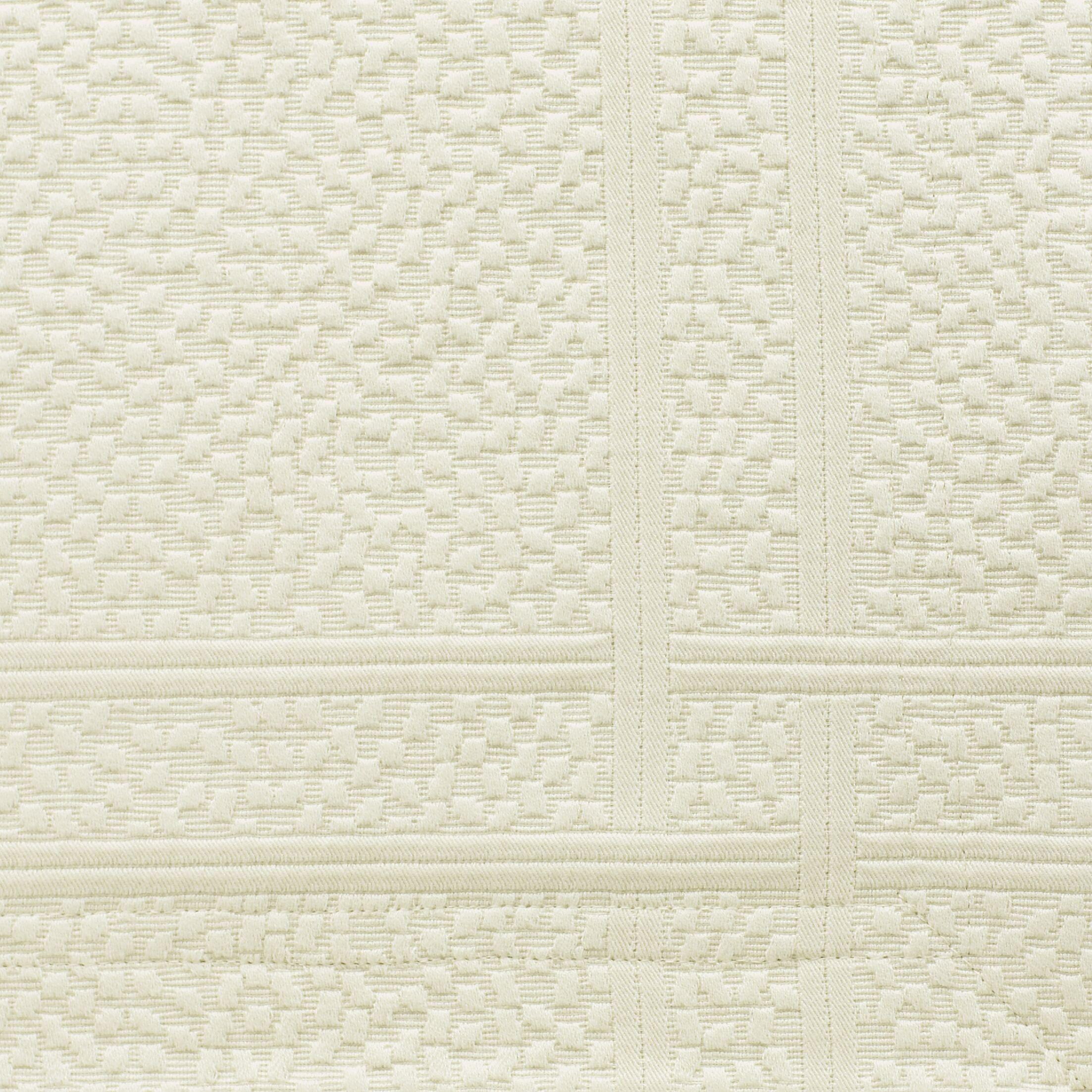 Montauk Sham Color: Pearl, Size: Euro