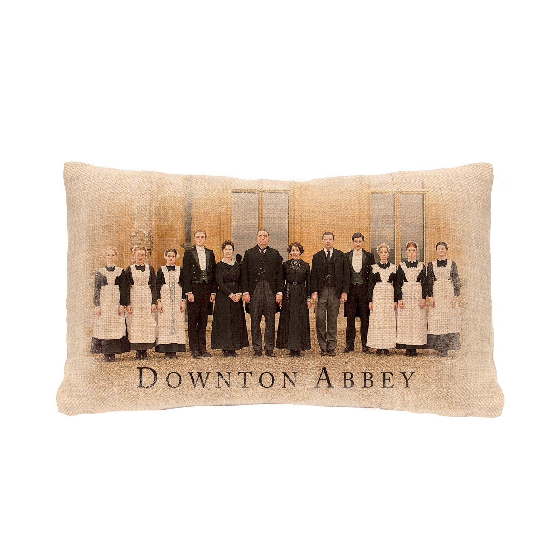 Downton Cast Pillow Cover
