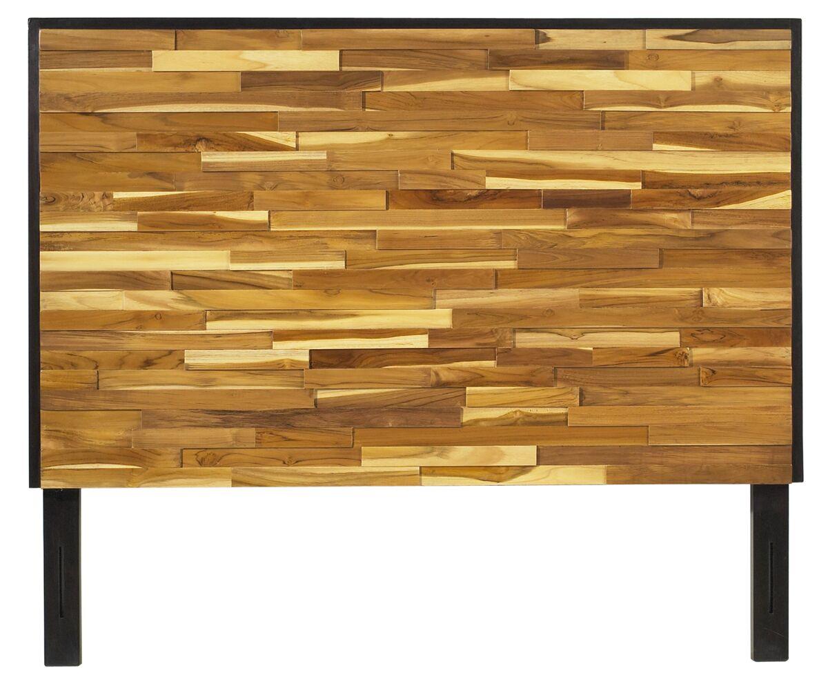 Gallery Panel Headboard Size: King