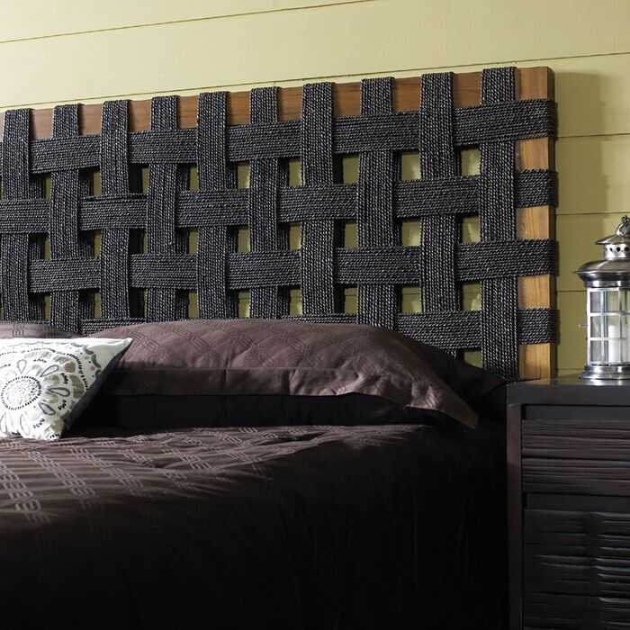 Gallery Open-Frame Headboard Size: Twin