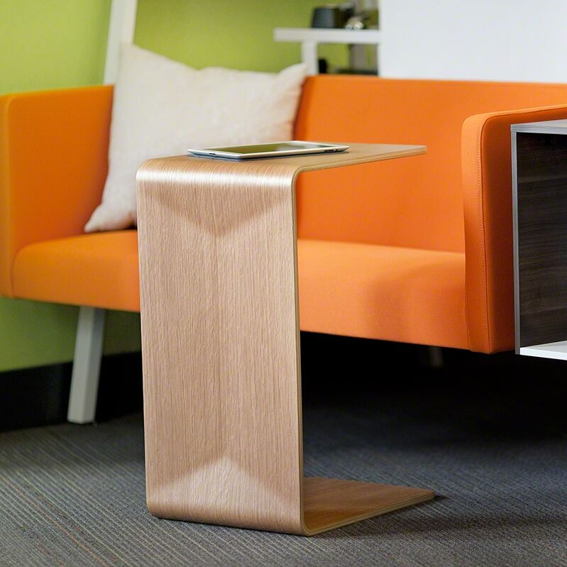 Campfire Turnstone Personal End Table Color: Virginia Walnut