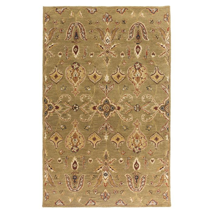 Dussault Sage Grace Area Rug Rug Size: Rectangle 6' x 9'