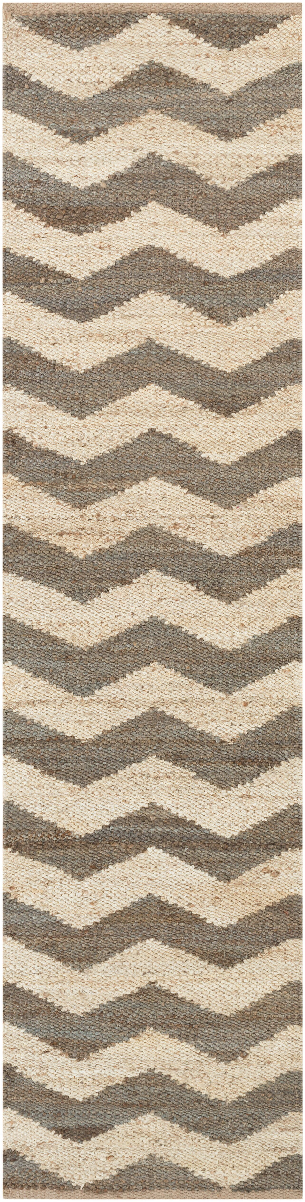 Ayers Brown/Ivory Area Rug Rug Size: Runner 2'3