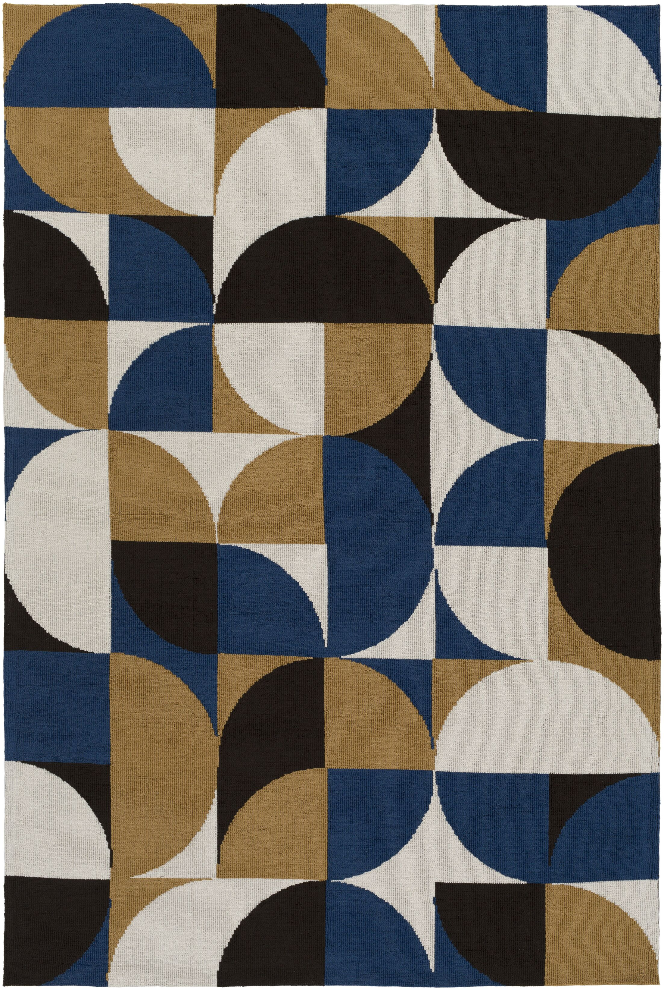 Zager Multi Area Rug Rug Size: Rectangle 7'6