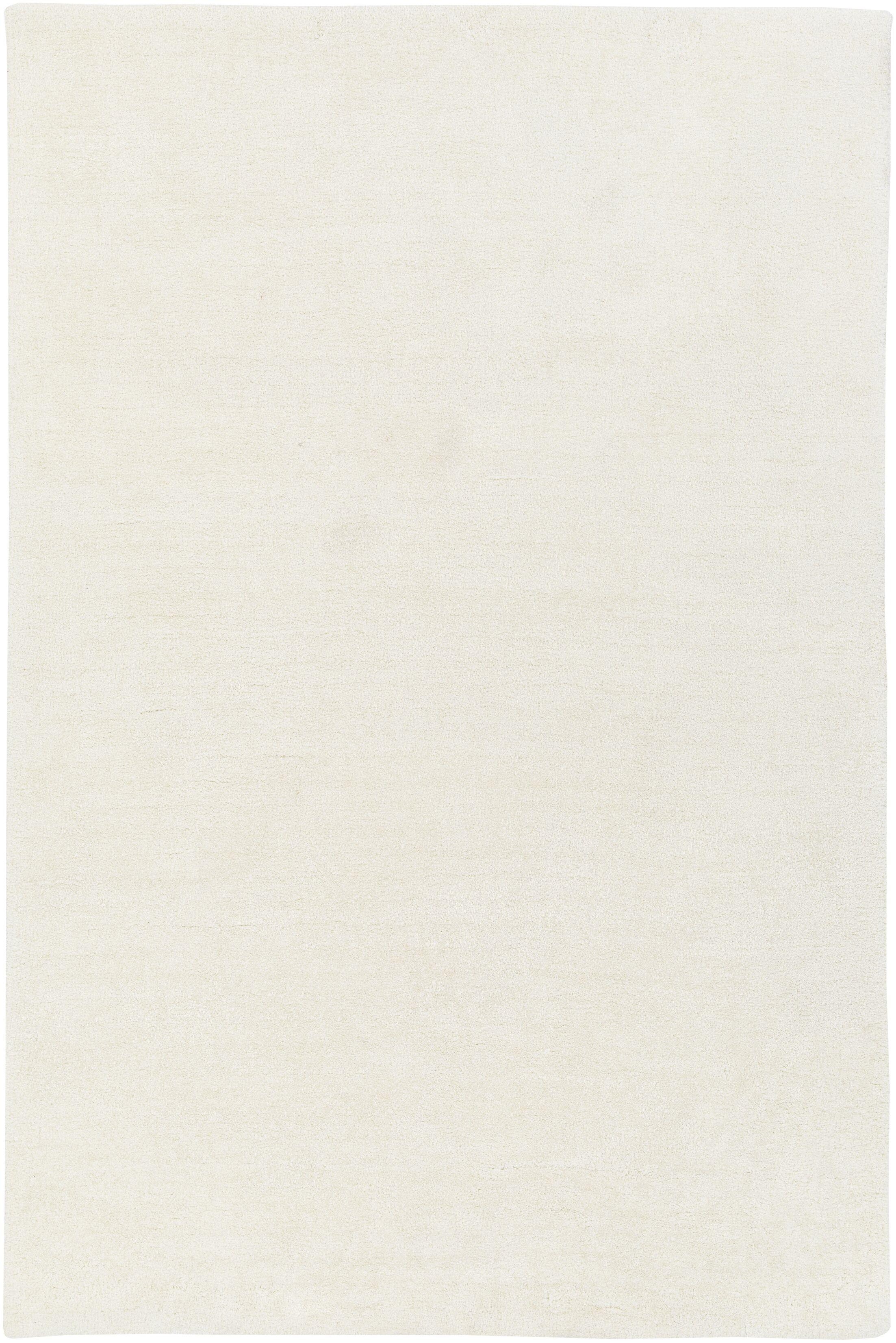 Eckman Ivory Area Rug Rug Size: Rectangle 5' x 7'6