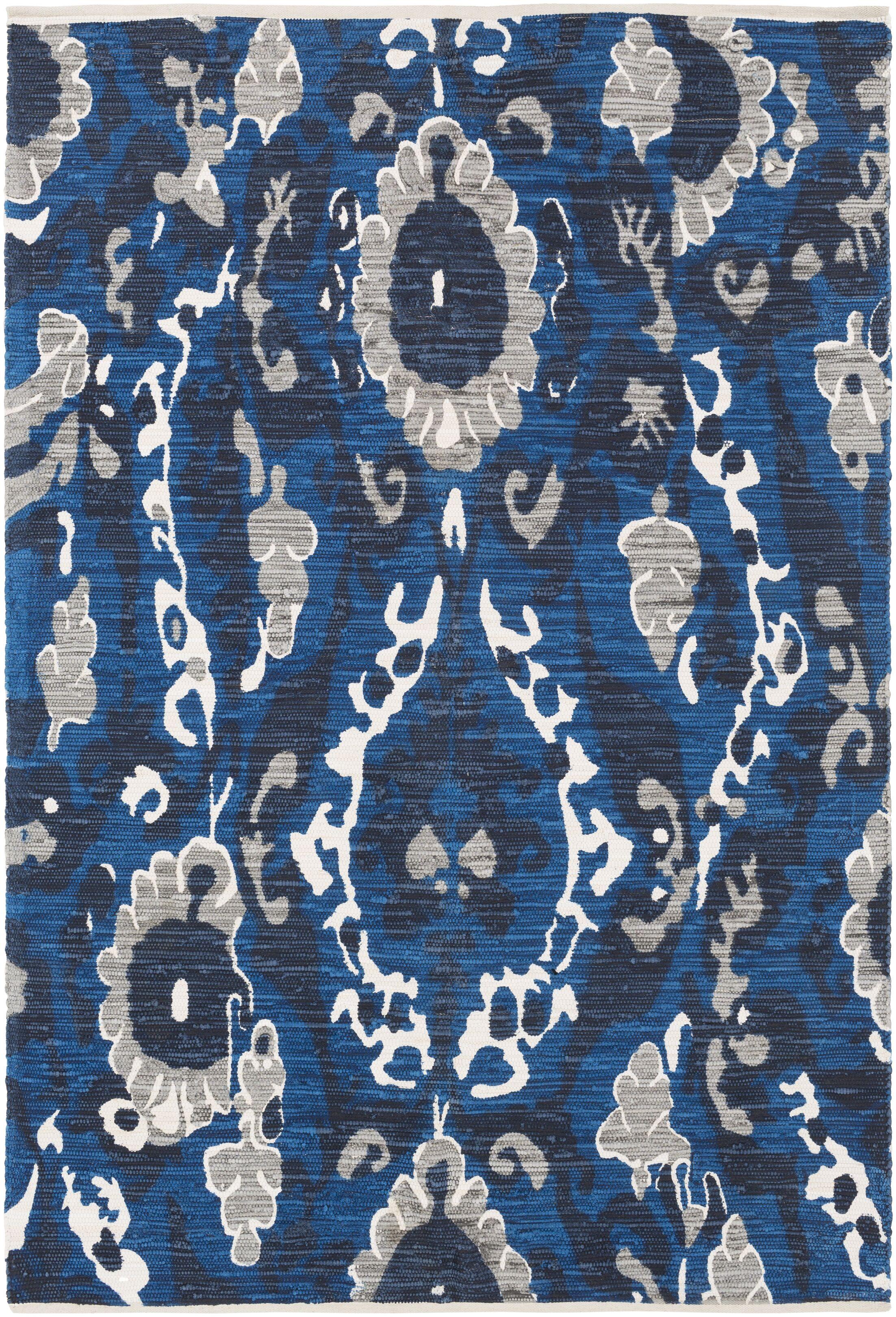 Juarez Hand-Woven Area Rug Rug Size: Rectangle 8' x 11'