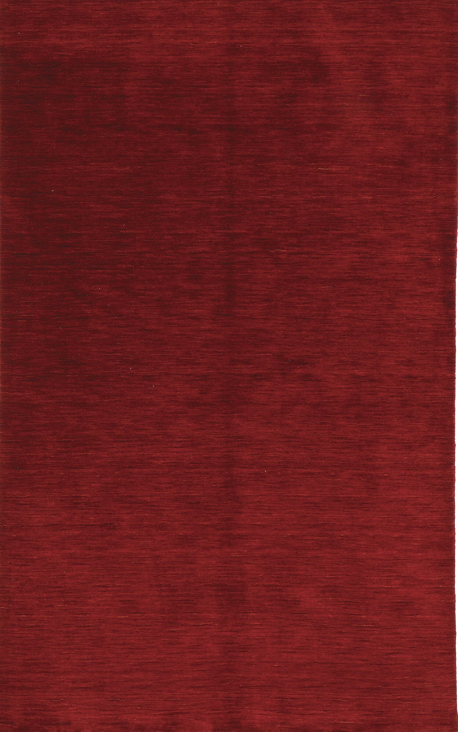 Chauvin Rust Area Rug Rug Size: 8' x 10'