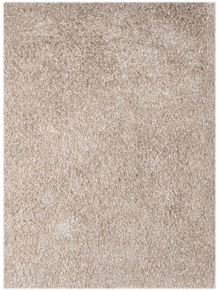 Bright Champagne Area Rug Rug Size: Rectangle 7'6