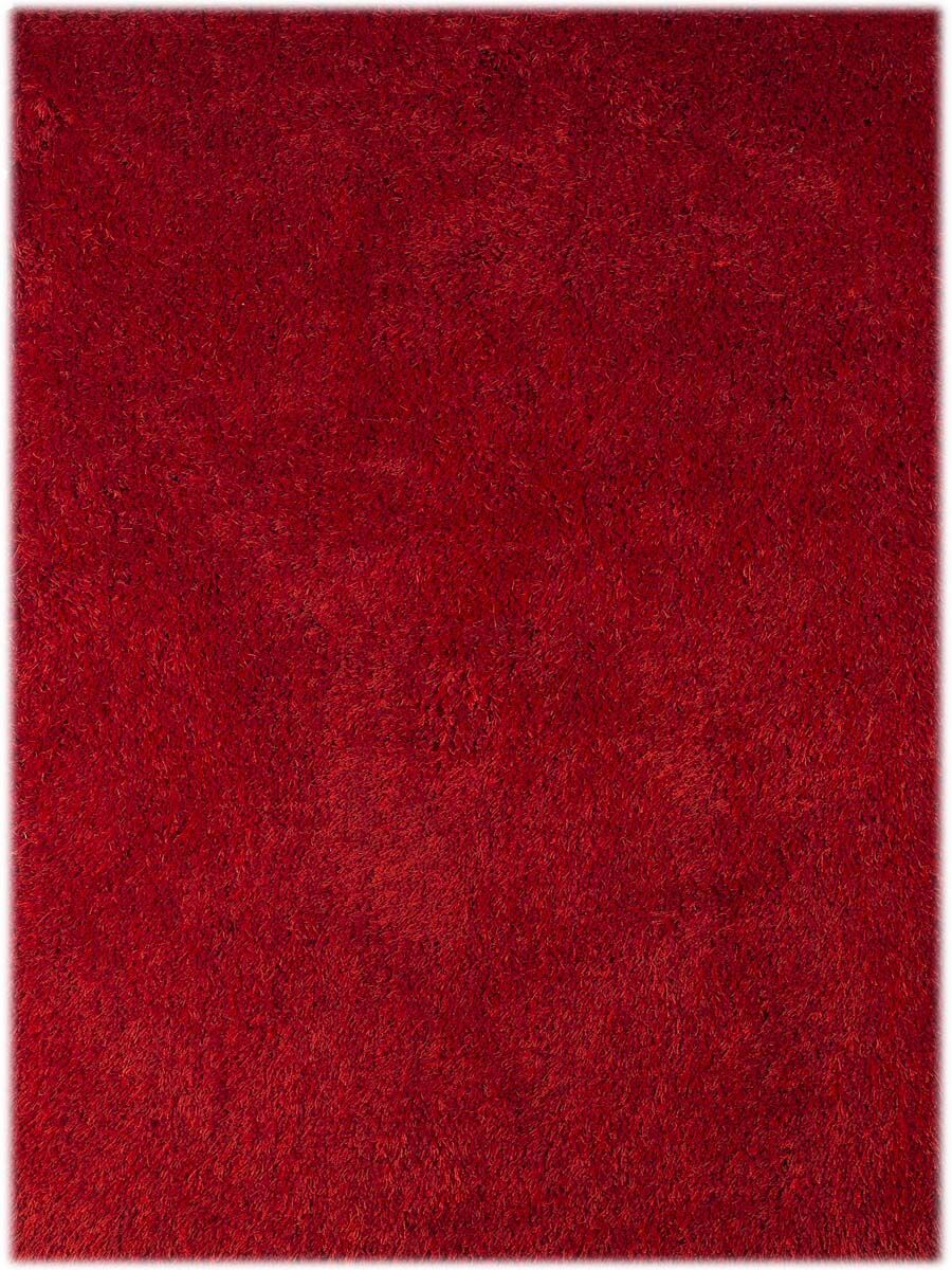 Chaves Red Area Rug Rug Size: Rectangle 5' x 7'6