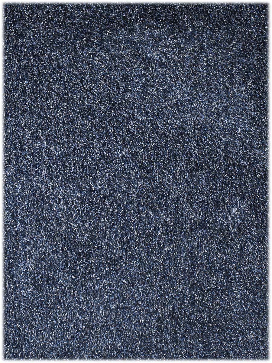Bright Blue Area Rug Rug Size: Rectangle 3'6
