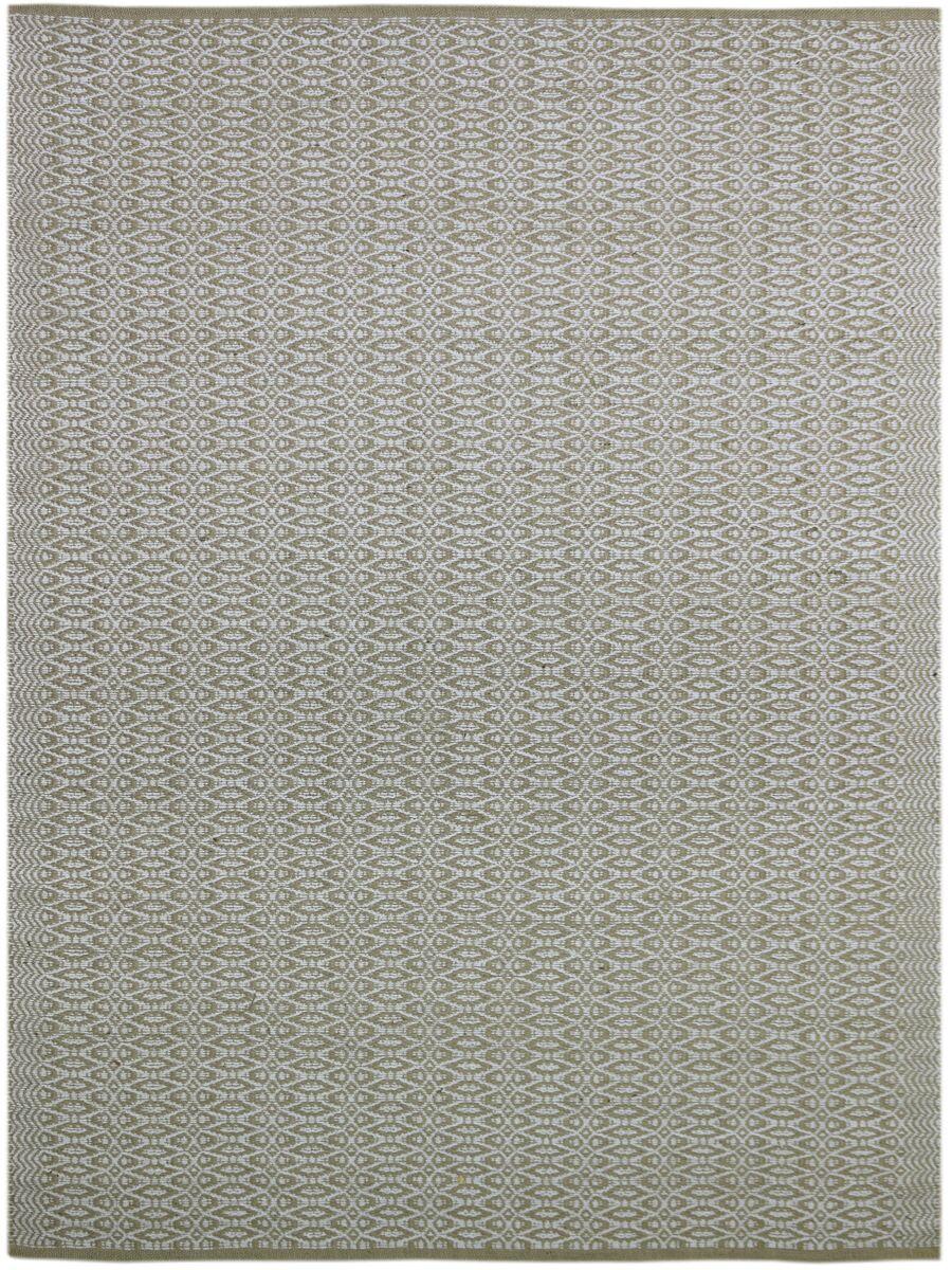 Bertrand Hand-Woven Beige Area Rug Rug Size: Rectangle 5' x 8'